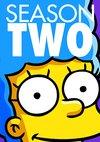Poster Die Simpsons Staffel 2
