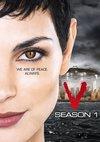 Poster V - Die Besucher Staffel 1