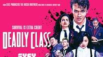 """Deadly Class"" Staffel 2: Wird die Serie fortgesetzt?"