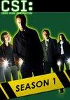 Poster CSI - Den Tätern auf der Spur Staffel 1