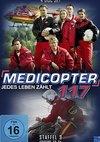 Poster Medicopter 117 – Jedes Leben zählt Staffel 3