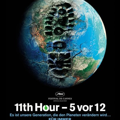 11th Hour - 5 vor 12 / 11th Hour, The Poster