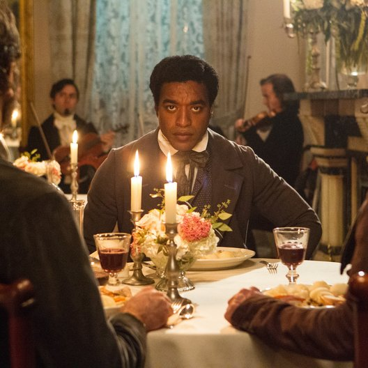 12 Years a Slave / Chiwetel Ejiofor Poster