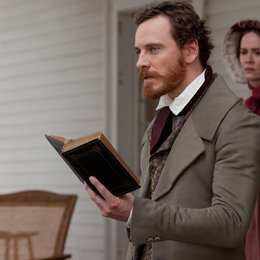 12 Years a Slave / Michael Fassbender Poster