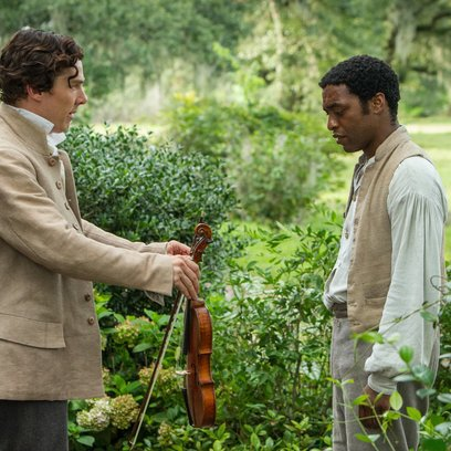 12 Years a Slave / Twelve Years a Slave Poster