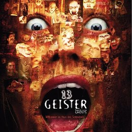 13 Geister Poster