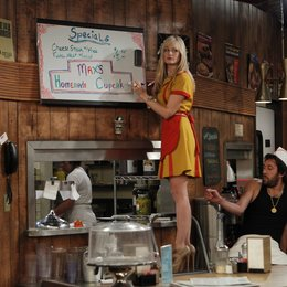 2 Broke Girls / Beth Behrs / Jonathan Kite Poster