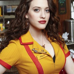 2 Broke Girls / Kat Dennings Poster