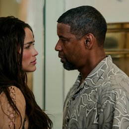2 Guns / Paula Patton / Denzel Washington Poster