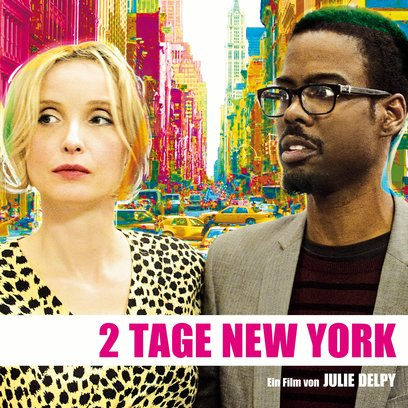 2 Tage New York Poster