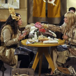 2 Broke Girls - Die komplette 1. Staffel Poster