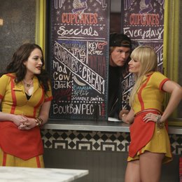 2 Broke Girls - Die komplette 3. Staffel Poster