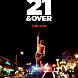 21 & Over / 21 and Over Poster