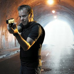 24 - Season 4 / Kiefer Sutherland / 24 - Season 1-6 Poster