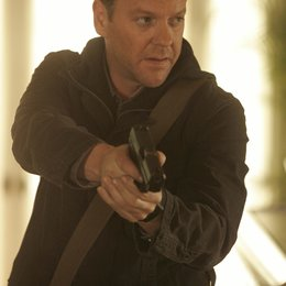 24 - Season 5 / Kiefer Sutherland / 24 - Season 1-6 Poster
