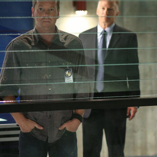 24 - Season 5 / Kiefer Sutherland / James Morrison Poster