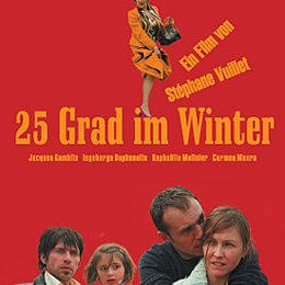 25 Grad im Winter Poster