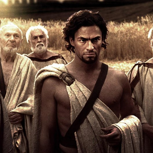 300 / Dominic West Poster