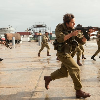 7 Tage in Entebbe Poster