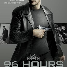 96 Hours Poster