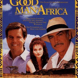 Good Man in Africa, A Poster