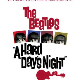 Hard Day's Night, A Poster