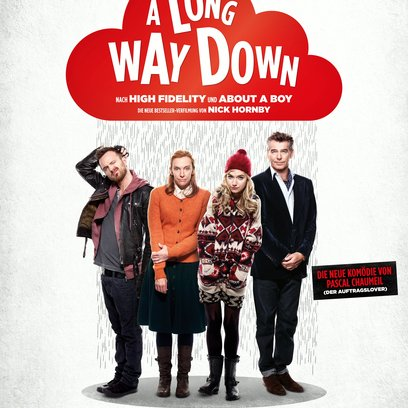 Long Way Down, A Poster
