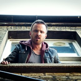 Long Way Down, A / Aaron Paul Poster