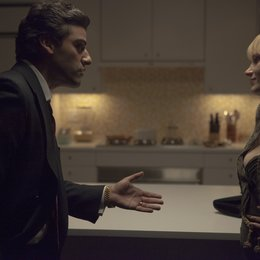 Most Violent Year, A / Oscar Isaac / Jessica Chastain Poster