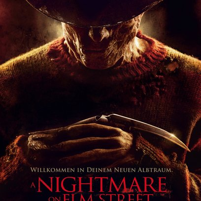 Nightmare on Elm Street, A Poster