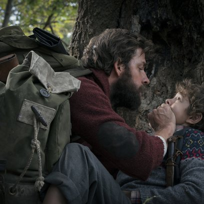 Quiet Place, A Poster