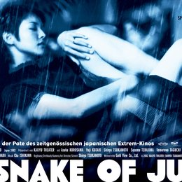 Snake of June, A Poster
