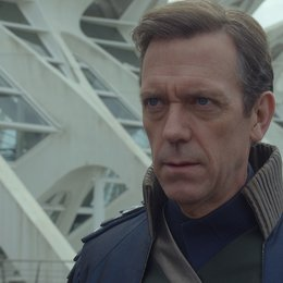 World Beyond, A / Hugh Laurie Poster