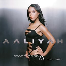 Aaliyah: More Than A Woman Poster