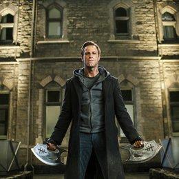 I, Frankenstein / Aaron Eckhart Poster
