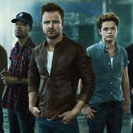 Need for Speed / Ramon Rodriguez / Scott Mescudi / Aaron Paul / Harrison Gilbertson / Rami Malek Poster