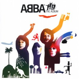 Abba: The Album (inkl. Bonus-Tracks) Poster
