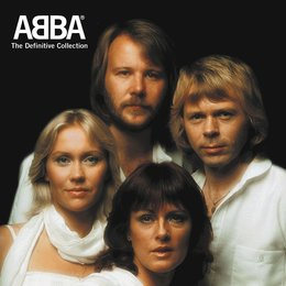 Abba / The Definitive Collection Poster