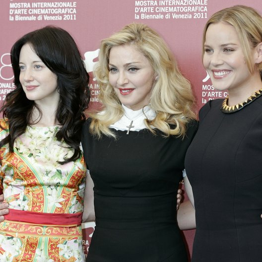 Andrea Riseborough / Madonna / Abbie Cornish / 68. Internationale Filmfestspiele Venedig 2011 Poster