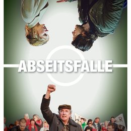 Abseitsfalle Poster