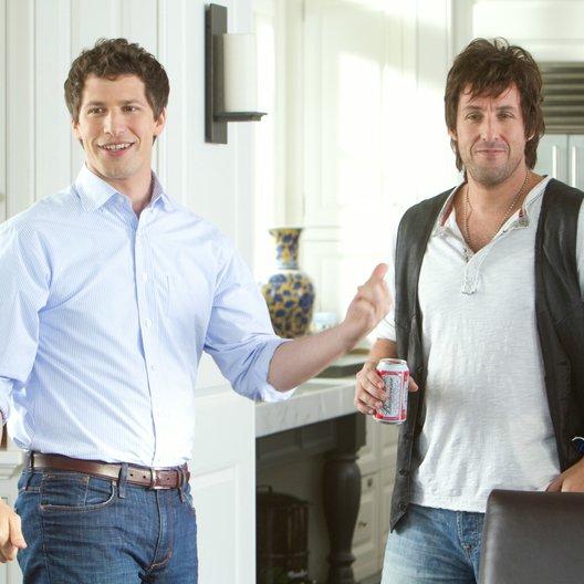 Chaos-Dad, Der / Andy Samberg / Adam Sandler