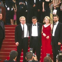 Filmfestspiele Cannes 2002 / Punch-Drunk Love / Philip Seymour Hoffman / Adam Sandler / Emily Watson / P.T. Anderson (Paul Thomas Anderson)