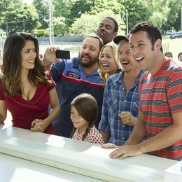 Kindsköpfe 2 / Salma Hayek / Kevin James / Chris Rock / Maria Bello / David Spade / Adam Sandler