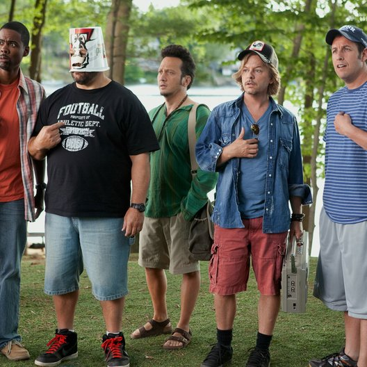 Kindsköpfe / Chris Rock / Kevin James / Rob Schneider / David Spade / Adam Sandler