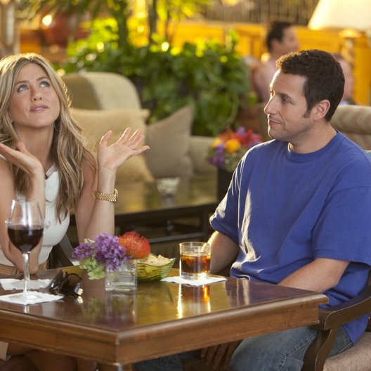 Meine erfundene Frau / Jennifer Aniston / Adam Sandler Poster