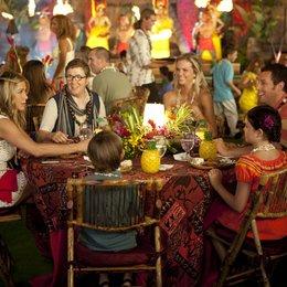 Meine erfundene Frau / Jennifer Aniston / Nick Swardson / Brooklyn Decker / Adam Sandler Poster