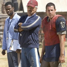 Spiel ohne Regeln / Chris Rock / Burt Reynolds / Adam Sandler