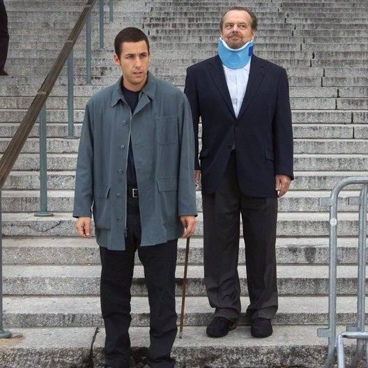 Wutprobe, Die / Adam Sandler / Jack Nicholson Poster