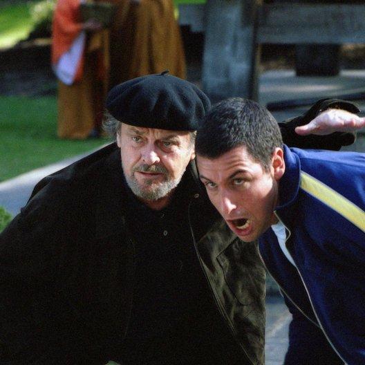 Wutprobe, Die / Jack Nicholson / Adam Sandler