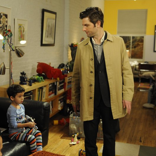 Friends with Kids / Adam Scott Poster